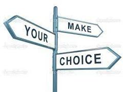 Subject Choice / Programme Choice AVS