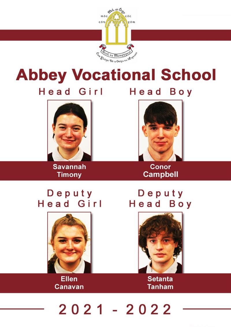 Student Body Leaders